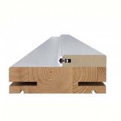 Коробка телескопічна  80мм Дерево /Н.Стиль