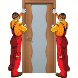 Заміри, доставка та монтаж дверей тм Новий стиль