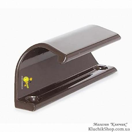 Ручка курця (балконна) коричнева