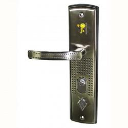 Ручка на планці до китайських дверей USK IA-68128