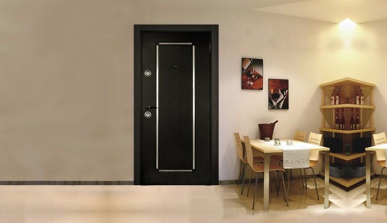 Двері вхідні та міжкімнатні